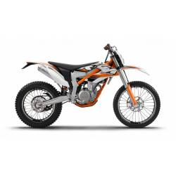 Kit Plastique 350 Freeride 2012-2013