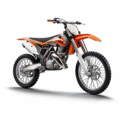 Kit plastique orange SX 2014 sans déco