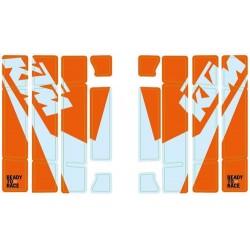 EXC 2020-2021 Kit d'autocollants pour grille de protection de radiateur