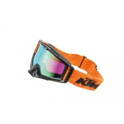 RACING GOGGLES BLACK