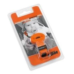 KTM ATTACHE TETINE BABY SILENCER KIT 2013