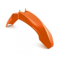 EXC 2003-2007 Orange-Noir GARDE BOUE AV