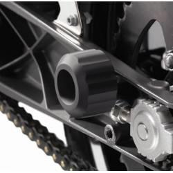 Roulettes de protections arrière