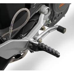 Racing footpegs