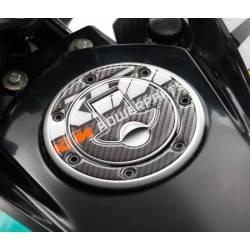 Tankcap sticker