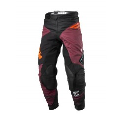GRAVITY-FX PANTS BURGUNDY