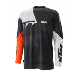 KTM POUNCE SHIRT BLACK