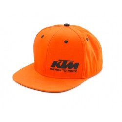 TEAM SNAPBACK CAP ORANGE