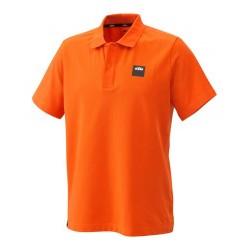 PURE RACING POLO ORANGE