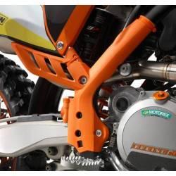Protège Cadre Orange SX O125-150-250-350-450 2011-2012