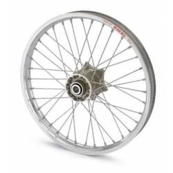 ROUE AV SX 125-250-350-450 2000-2013 SILVER