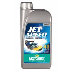 MOTOREX JET SPEED 4T 10W40 1L