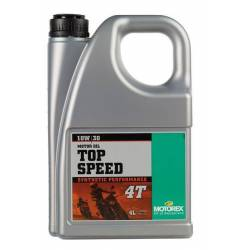 MOTOREX TOP SPEED 4T 10W30 4L