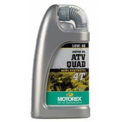 MOTOREX ATV QUADS 4T 10W40 1L