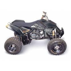 Kit decos Noir XC 525 SX 450-505 2007-2012