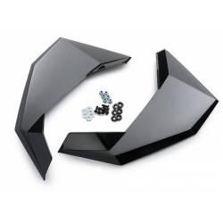 Jeu de garde boue Ar Noir Quad XC 525 SX 450-505 2007-2012