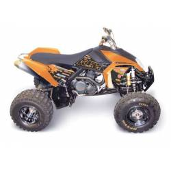 Kit déco factory QUAD XC 525 SX 450-505 2007-2012