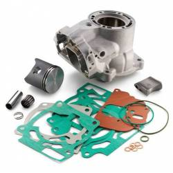 CYLINDRE + PISTON SX EXC 125 1998-2001