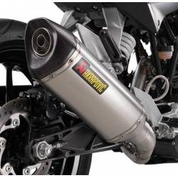 SILENCIEUX AKRAPOVIC 125 DUKE 2011-2013
