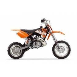 Kit Plastique SX 50 2003-2008