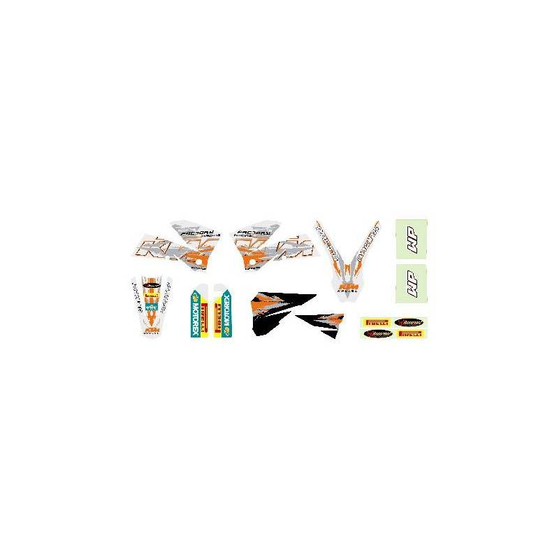 kit deco blanc sx 2003 2006 kit deco sx 125 200 250 400 450 525 2003 2006pour les models 2003