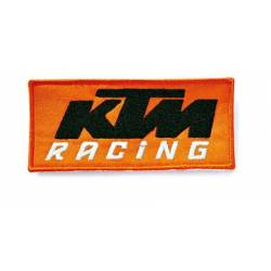 KTM BADGE ORANGE