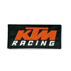 KTM BADGE BLACK
