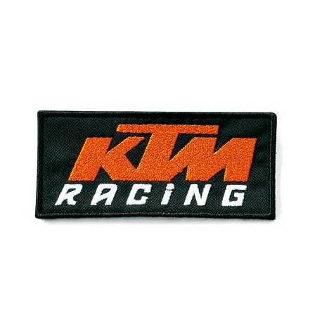 KTM BADGE BLACK