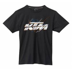 KTM T SHIRT SLICED LOGO 2016