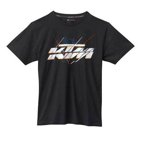 KTM T SHIRT SLICED LOGO 2015