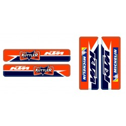 SX 50 2002-2008 Kit Déco Team KTM
