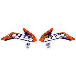 SX 2013-2015 125-150-250-350-450 Kit Déco Team KTM
