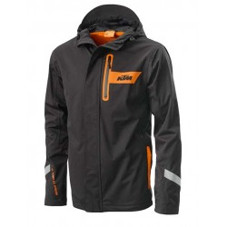 KTM ANGLE SOFTSHELL JACKET 2016
