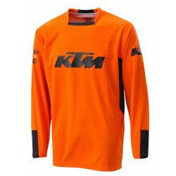 KTM POUNCE SHIRT ORANGE 2016