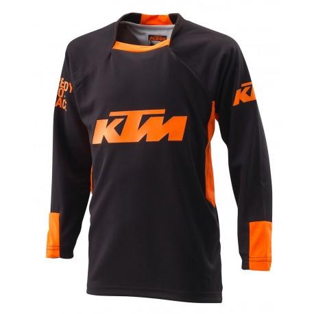 KTM KIDS POUNCE SHIRT BLACK 2016