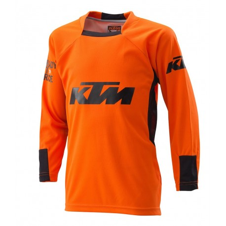 KTM KIDS POUNCE SHIRT ORANGE 2016