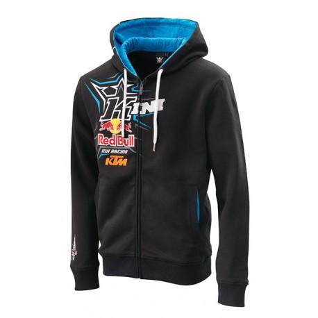 KTM KINI-RB SPIKES ZIP HOODIE 2016