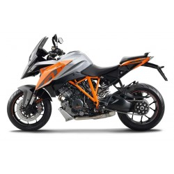 KTM 1290 SUPER DUKE GT 2017 ORANGE