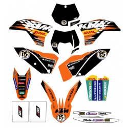 KTM FACTORY SX 2007-2011