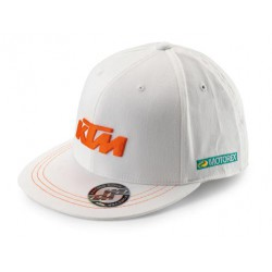 FACTORY TEAM CAP WHITE