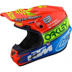 CASQUE TROY LEE KTM TEAM 2019