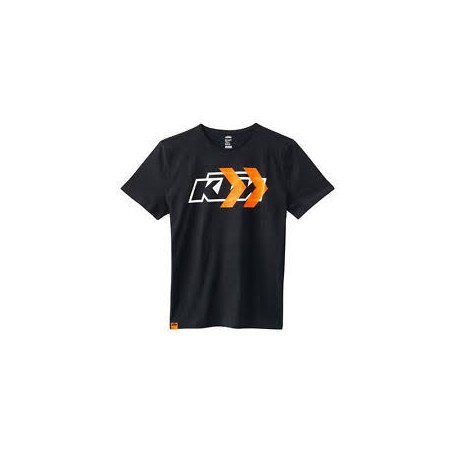 T SHIRT KTM ARROW BLACK