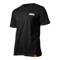T SHIRT KTM RACING BLACK