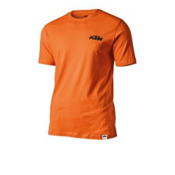 T SHIRT KTM RACING ORANGE