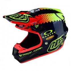 CASQUE TROY LEE SE4