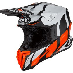 AIROH TWIST HELMET GREAT ORANGE MATT