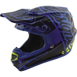 CASQUE TROY LEE DESIGN SE4 POLYACRYLITE FACTORY
