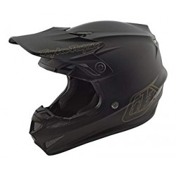 CASQUE TROY LEE DESIGN SE4 POLYACRYLITE MONO