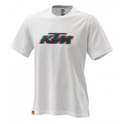 RADICAL LOGO TEE WHITE