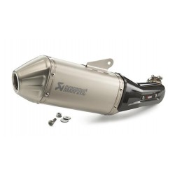 Silencieux Akrapovic KTM 390 ADV